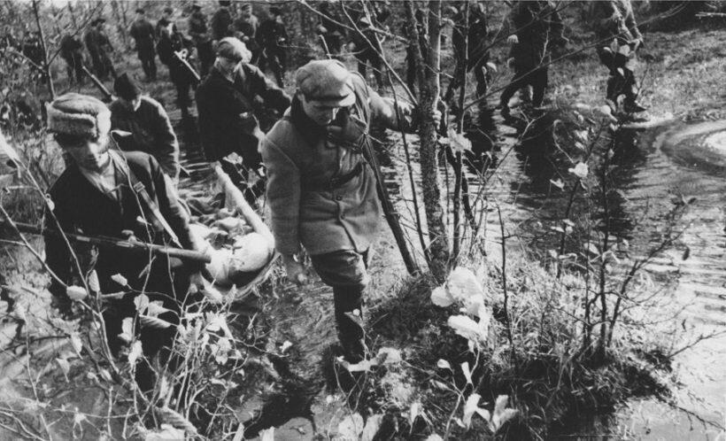 борьба белорусских партизан в годы Великой Отечественной войны