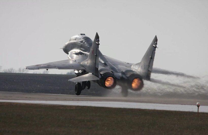 Словакия может продлить с РФ соглашение о сервисе истребителей МиГ-29